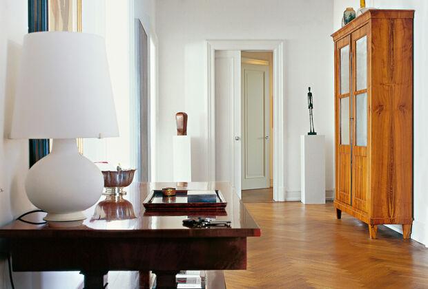 schmale r ume richtig gestalten zuhausewohnen. Black Bedroom Furniture Sets. Home Design Ideas