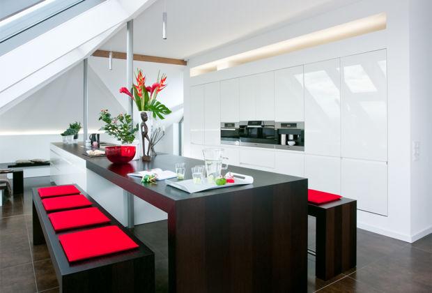 Küche mit Ausblick | Zuhausewohnen