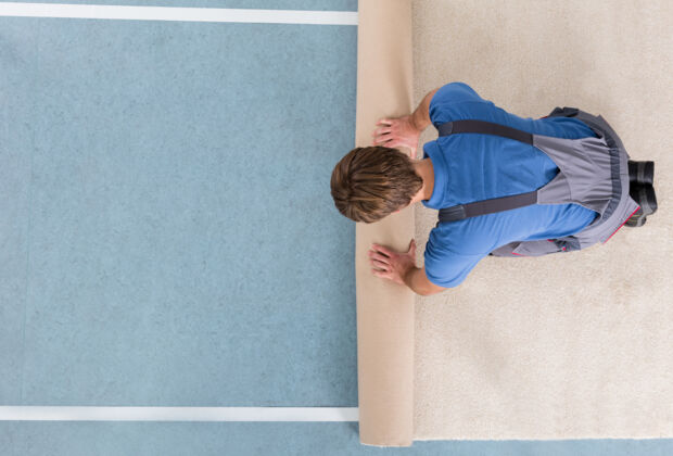 Teppichboden Verlegen Wie Ein Profi Zuhausewohnen