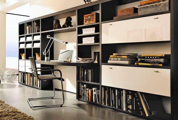 Home-Office clever integriert | Zuhausewohnen
