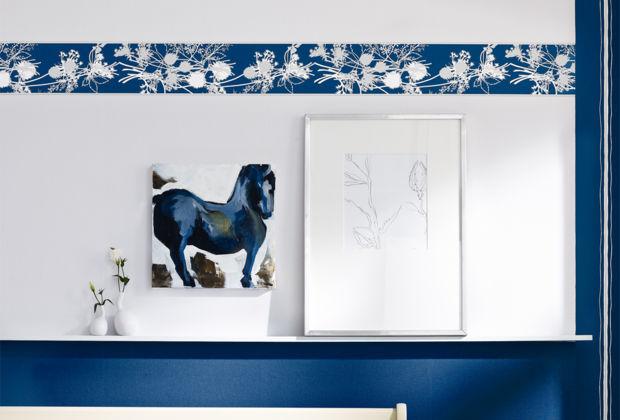 schicke wandkleider zuhausewohnen. Black Bedroom Furniture Sets. Home Design Ideas