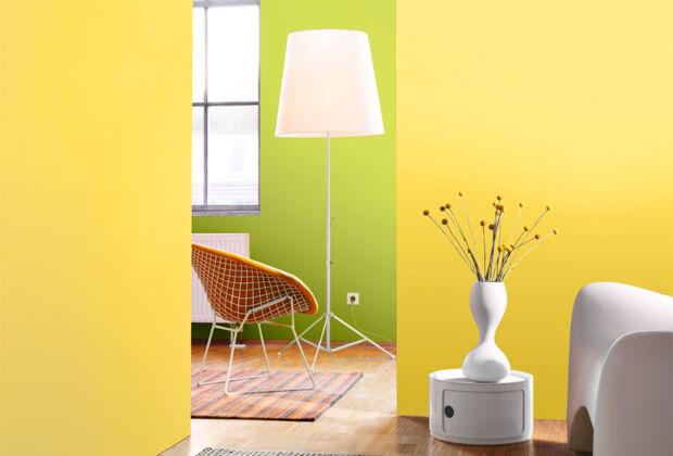 Wohnen mit Farben - Ratgeber | Zuhausewohnen