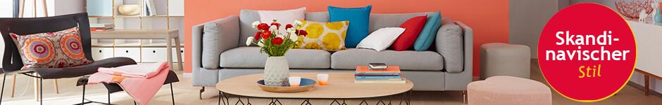 Skandinavischer Stil - minimalistisch und elegant | Zuhausewohnen