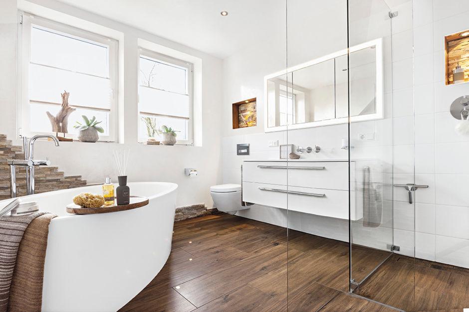 so finden sie den passenden bodenbelag zuhausewohnen. Black Bedroom Furniture Sets. Home Design Ideas