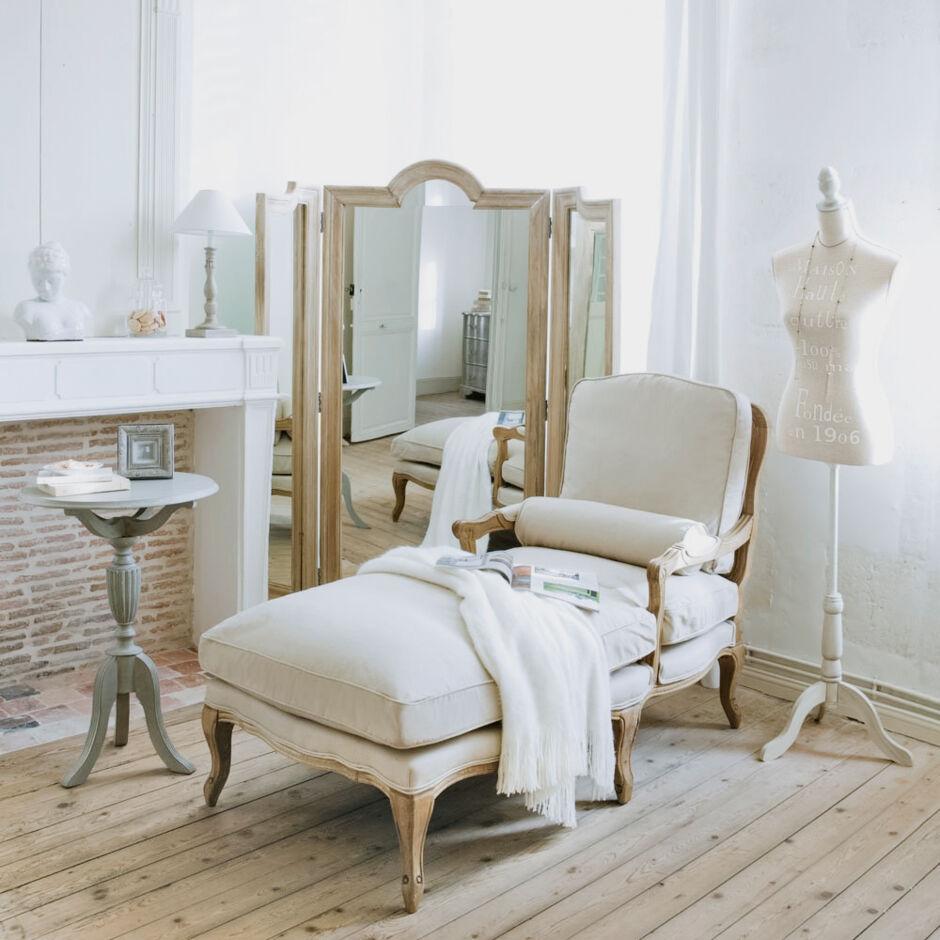 daybed chaiselongue und liege zuhausewohnen. Black Bedroom Furniture Sets. Home Design Ideas