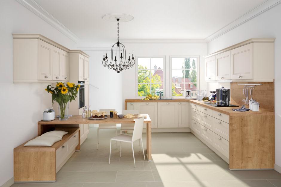 Landhaus Extraleicht Zuhausewohnen. Nolte Küchen ...