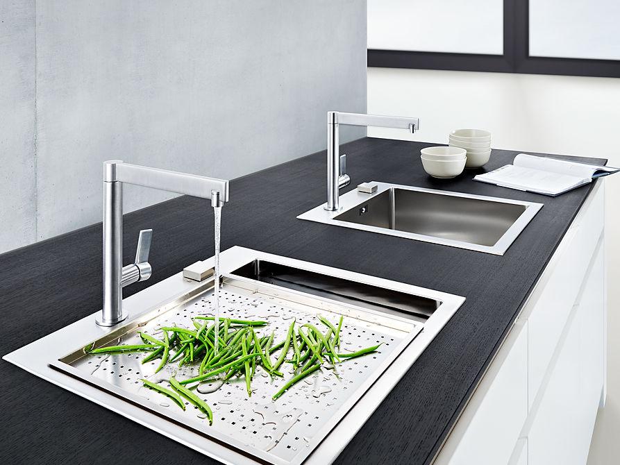 kochen wie die profis zuhausewohnen. Black Bedroom Furniture Sets. Home Design Ideas