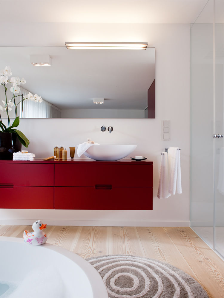 schlafzimmer mit spa zuhausewohnen. Black Bedroom Furniture Sets. Home Design Ideas