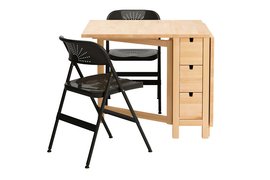 m bel f r kleine r ume zuhausewohnen. Black Bedroom Furniture Sets. Home Design Ideas