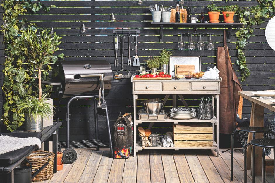 Lizzy Heinen Outdoor Küche Aus Edelstahl : Outdoorküchen zuhausewohnen