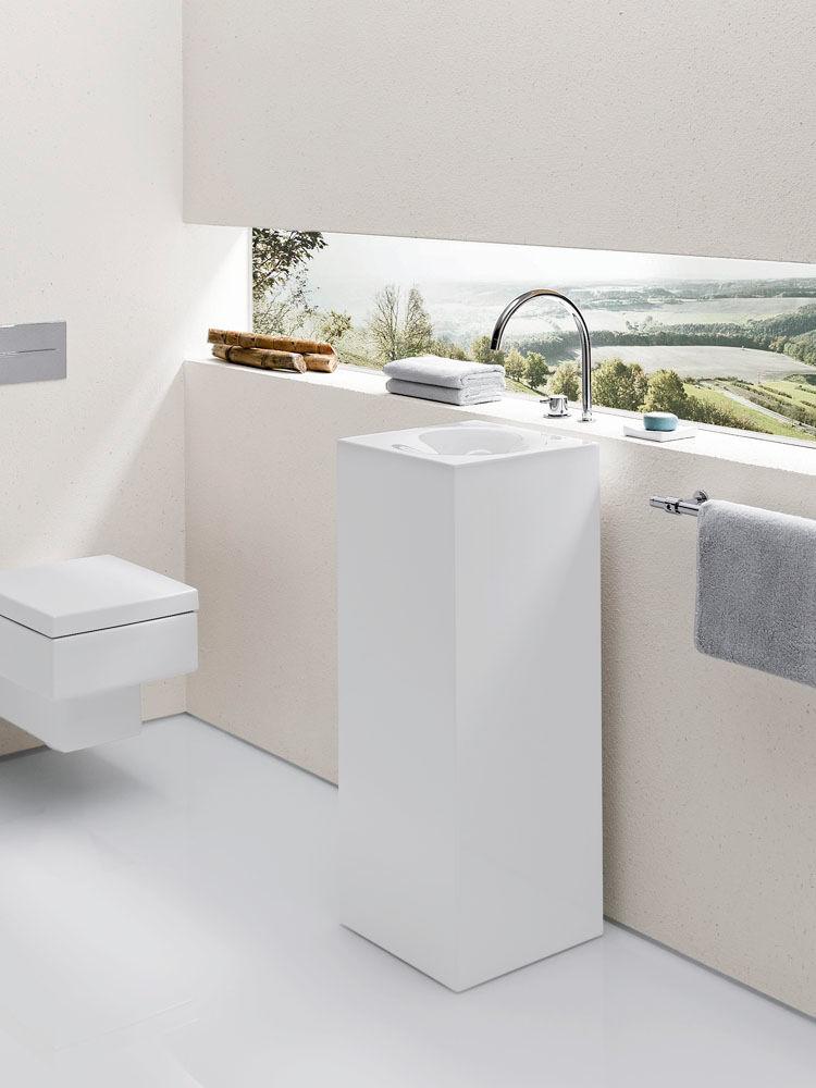 Kleines bad gro e l sungen zuhausewohnen - Tipps fur kleine badezimmer ...
