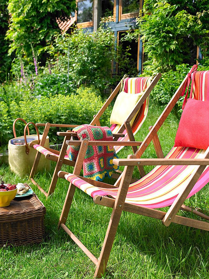 sch ne und bequeme outdoor m bel zuhausewohnen. Black Bedroom Furniture Sets. Home Design Ideas