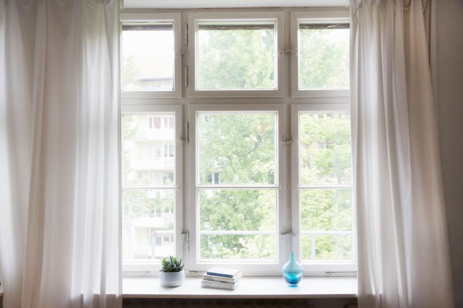 moderne fenstergestaltung zuhausewohnen. Black Bedroom Furniture Sets. Home Design Ideas