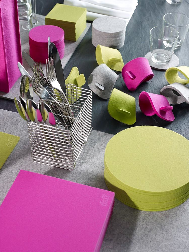 trendmaterial filz zuhausewohnen. Black Bedroom Furniture Sets. Home Design Ideas
