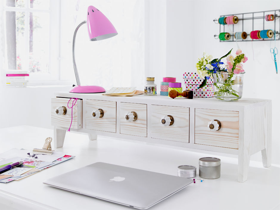 Dezente Schreibtische und Zubehör   Zuhausewohnen