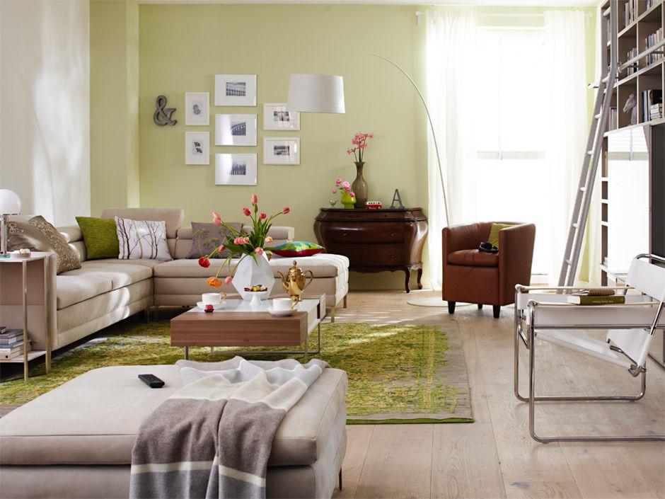 Komfortwohnzimmer | Zuhausewohnen