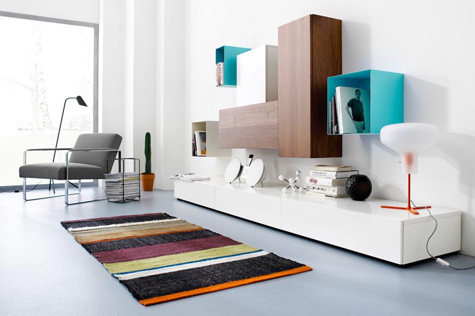 wohnw nde zuhausewohnen. Black Bedroom Furniture Sets. Home Design Ideas