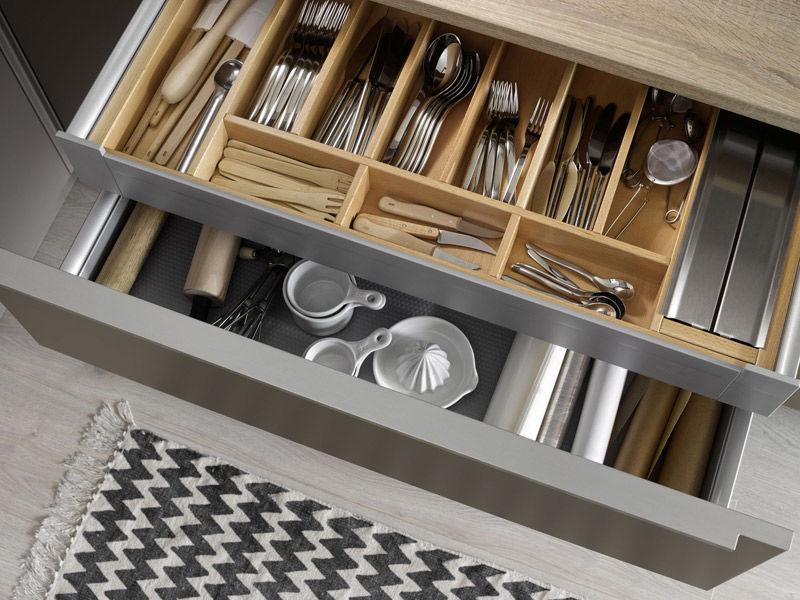 16 Ideen für mehr Staurraum in der Küche | Zuhausewohnen