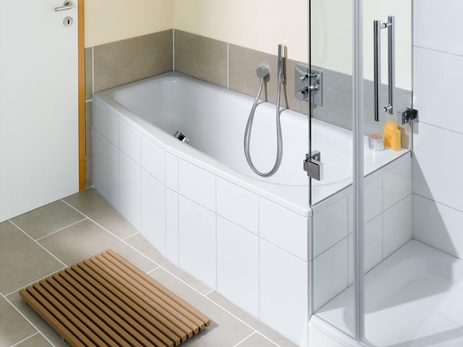 Kleines badezimmer zuhausewohnen for Badezimmer drehschrank