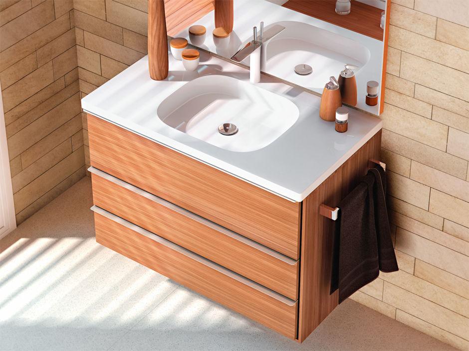 Natur im bad zuhausewohnen for Einrichtungstipps bad