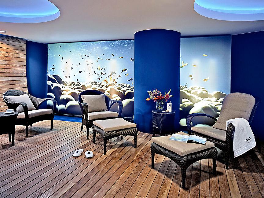 das nivea haus eine urlaubsinsel in der city zuhausewohnen. Black Bedroom Furniture Sets. Home Design Ideas