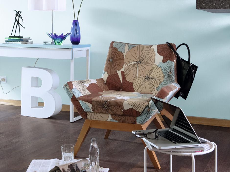 sanfte naturt ne zuhausewohnen. Black Bedroom Furniture Sets. Home Design Ideas