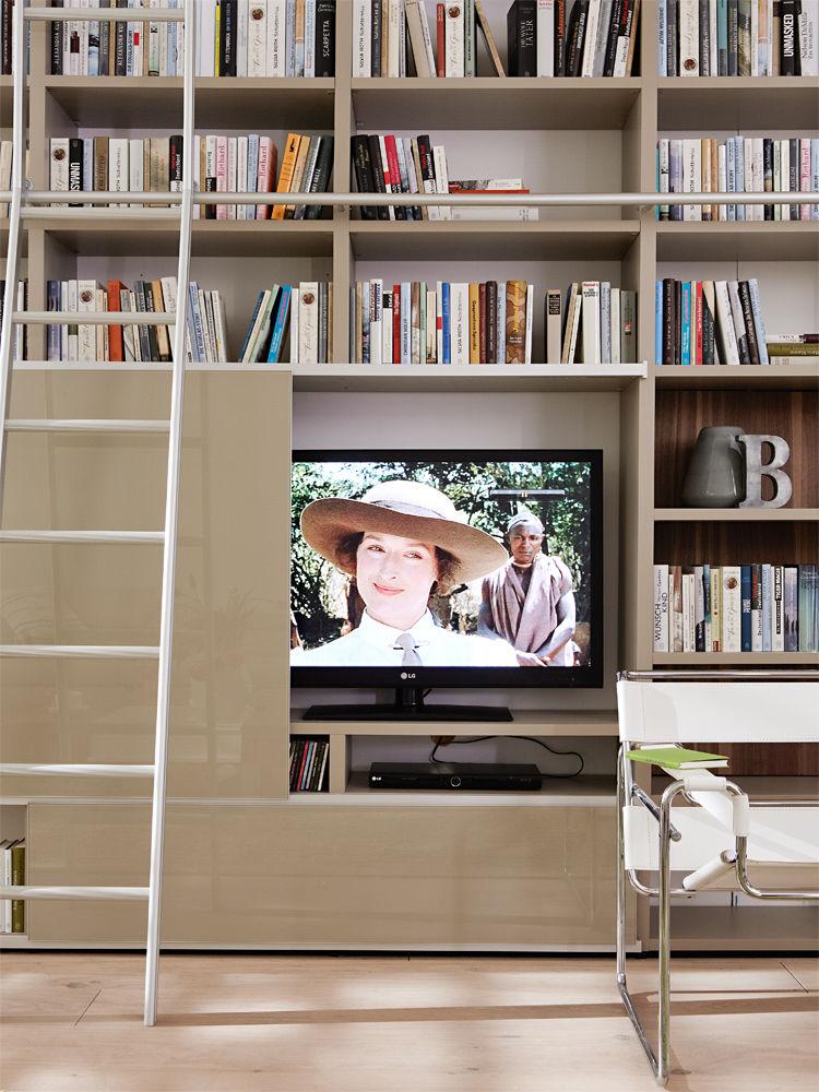 Komfortwohnzimmer zuhausewohnen for Schrankwand 4 meter