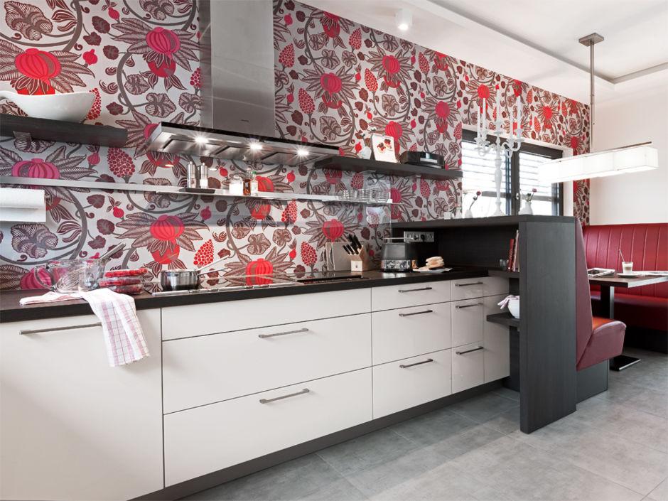 wunderbarer kochsalon zuhausewohnen. Black Bedroom Furniture Sets. Home Design Ideas