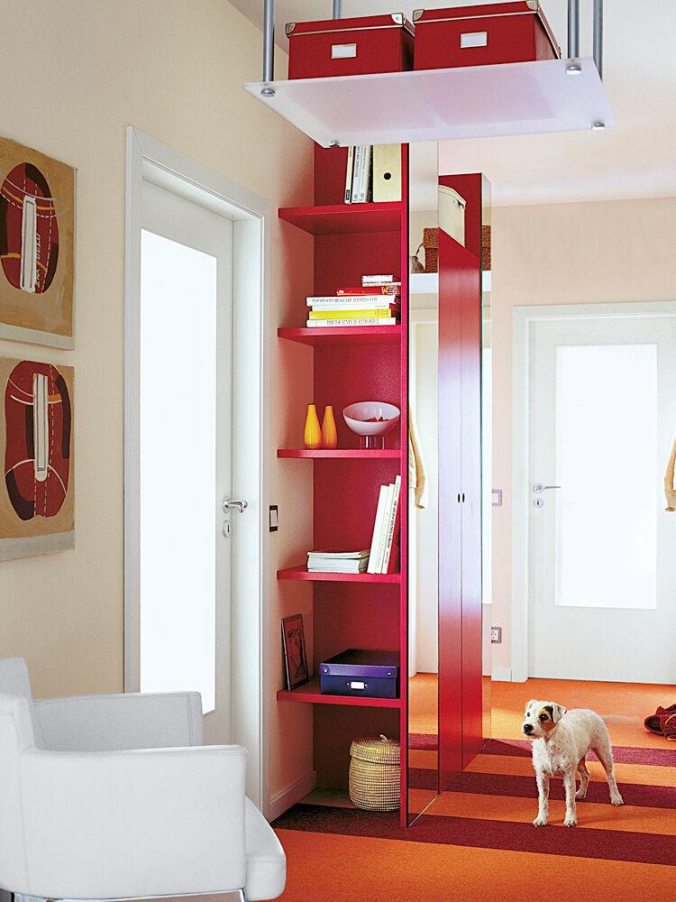 farbgestaltung im flur eingangsbereich, kreative flur-gestaltung | zuhausewohnen, Design ideen
