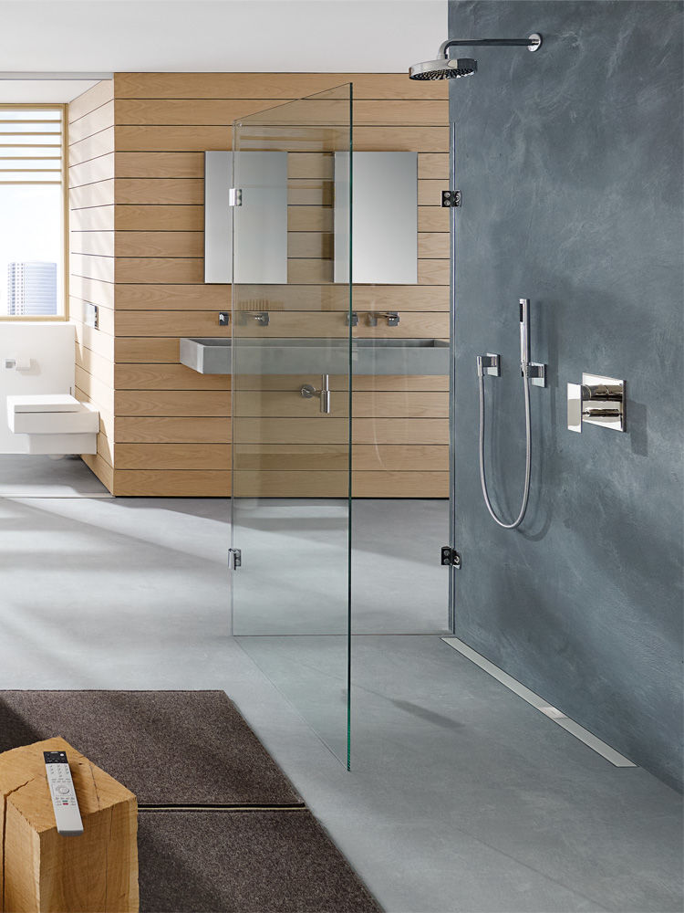 duschen ohne grenzen zuhausewohnen. Black Bedroom Furniture Sets. Home Design Ideas