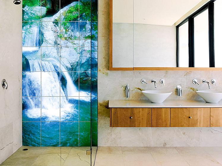 dekorative fliesen zuhausewohnen. Black Bedroom Furniture Sets. Home Design Ideas