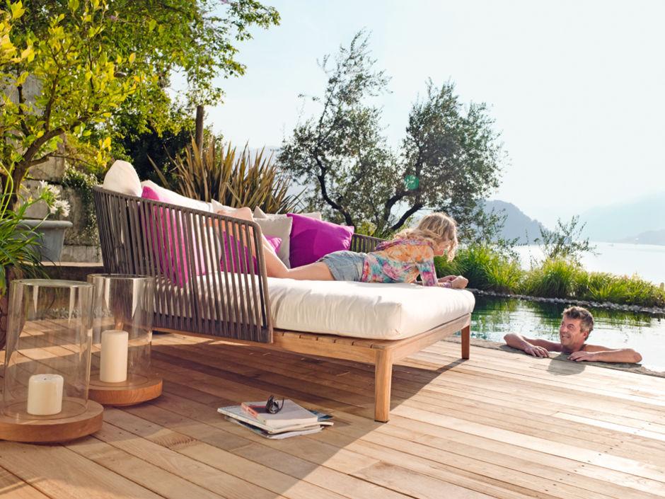 Outdoor Loungemöbel | Zuhausewohnen