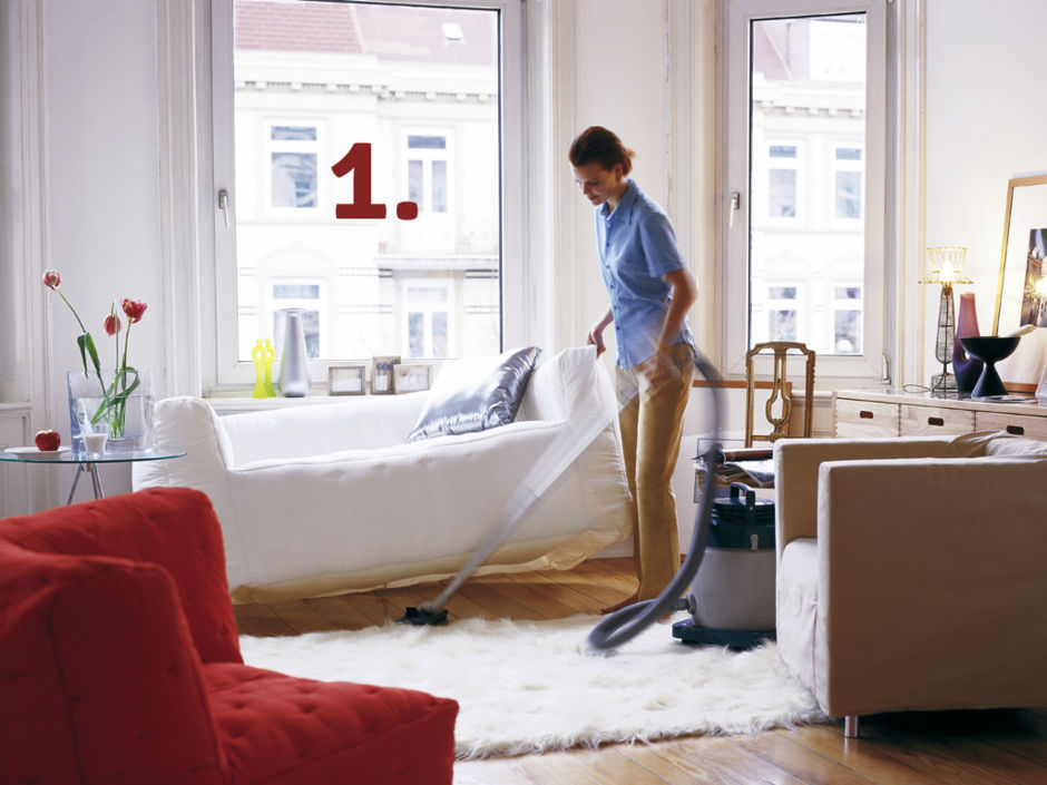 ordinary einfache dekoration und mobel tipps fur den fruehjahrsputz 2 #1: Tipps für den Frühjahrsputz. Save
