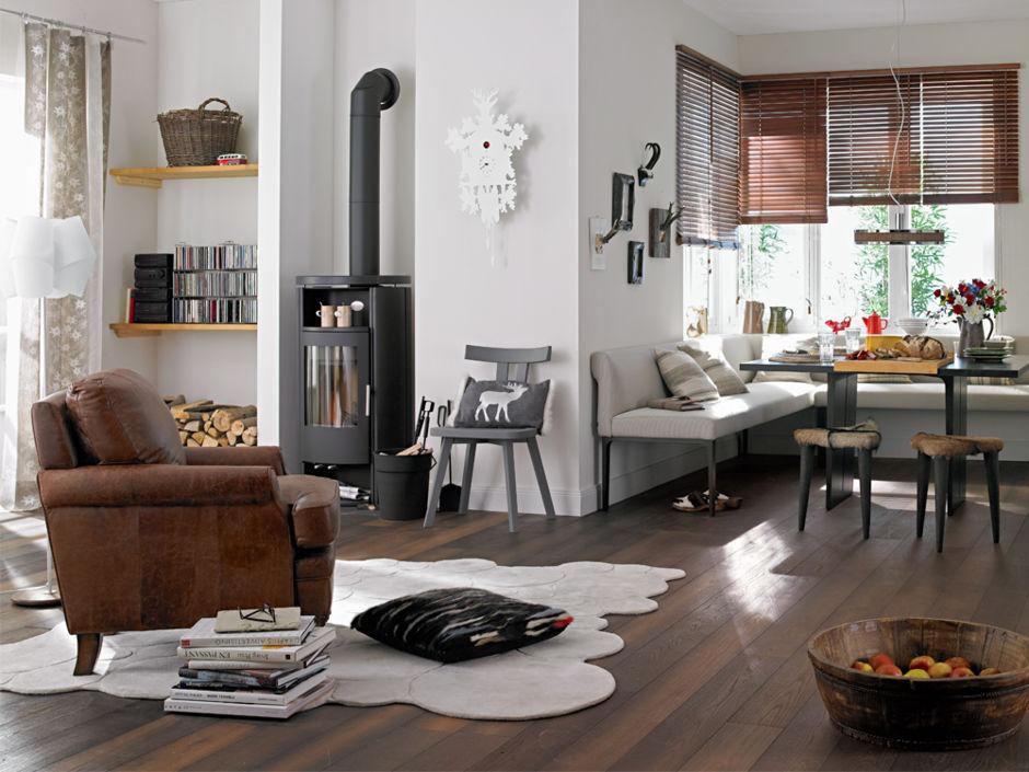 alpenlook wohnen wie auf der alm zuhausewohnen. Black Bedroom Furniture Sets. Home Design Ideas