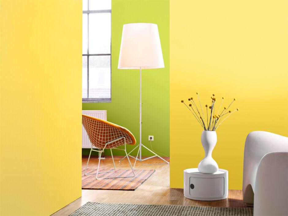 Wohnen Mit Farben - Ratgeber