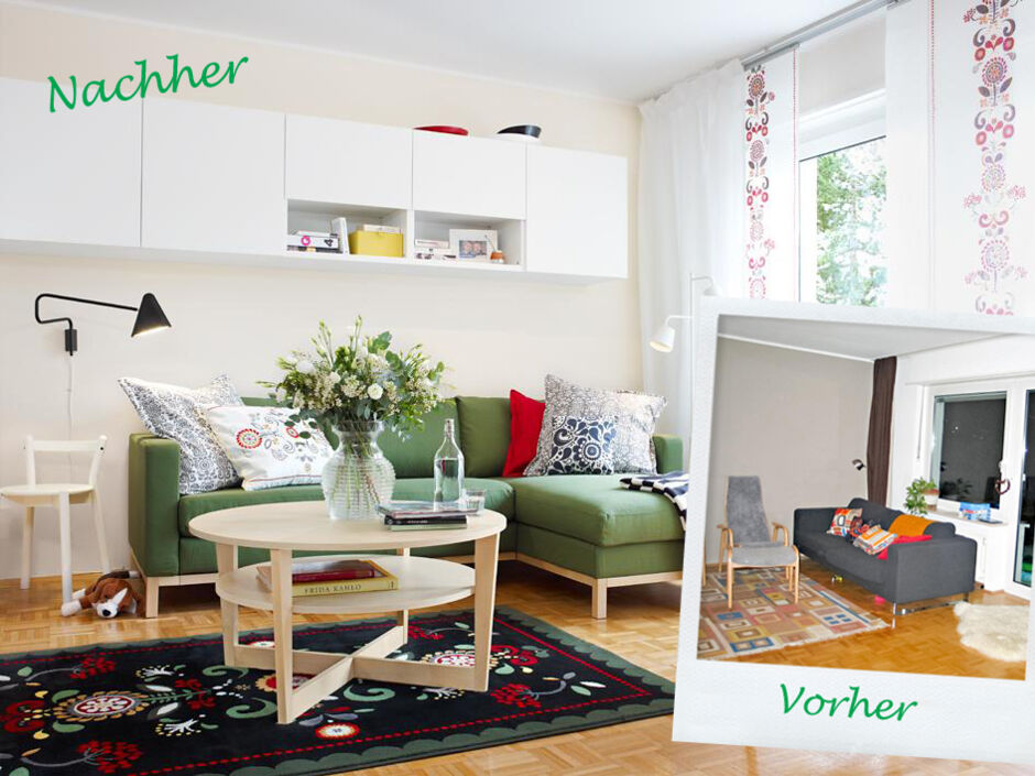 Zuhause wohnen und ikea gestalten um zuhausewohnen for Ikea arbeitszimmer
