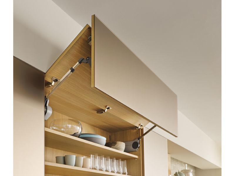 16 ideen f r mehr stauraum in der k che zuhausewohnen. Black Bedroom Furniture Sets. Home Design Ideas