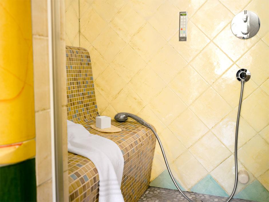 modernes nostalgiebad zuhausewohnen. Black Bedroom Furniture Sets. Home Design Ideas