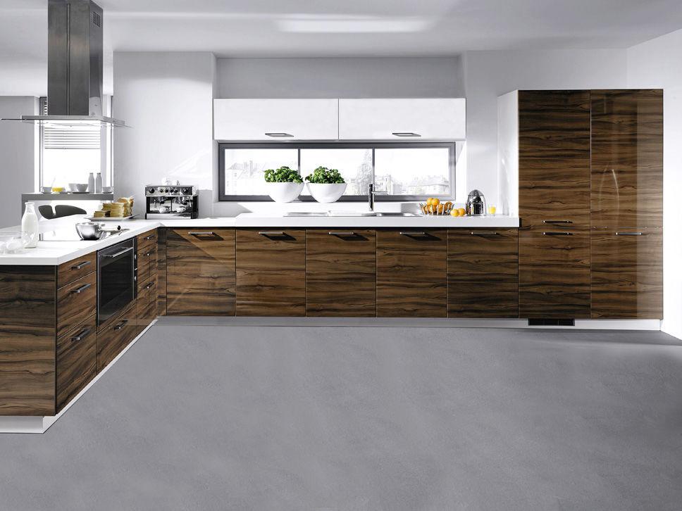 neue wohnk chen zuhause wohnen. Black Bedroom Furniture Sets. Home Design Ideas