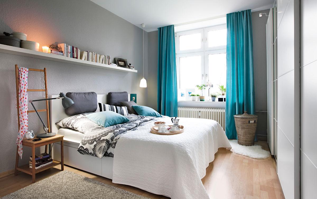 Umstyling Von Ikea | Zuhause Wohnen Schlafzimmer Landhausstil Ikea
