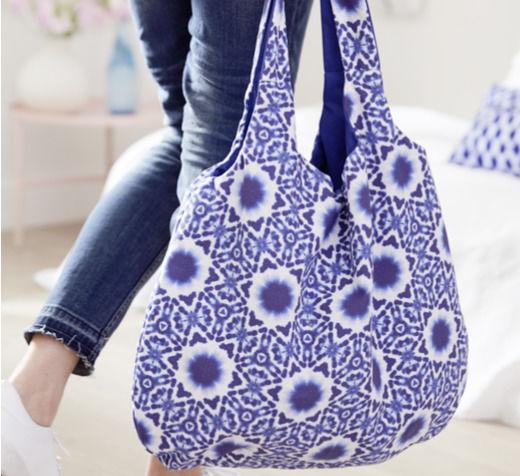 Shopper Einkaufstasche selbermachen