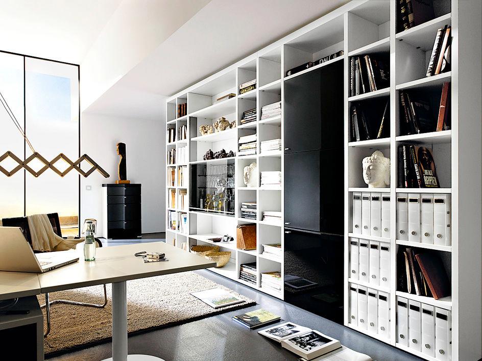 Bücherregale 3
