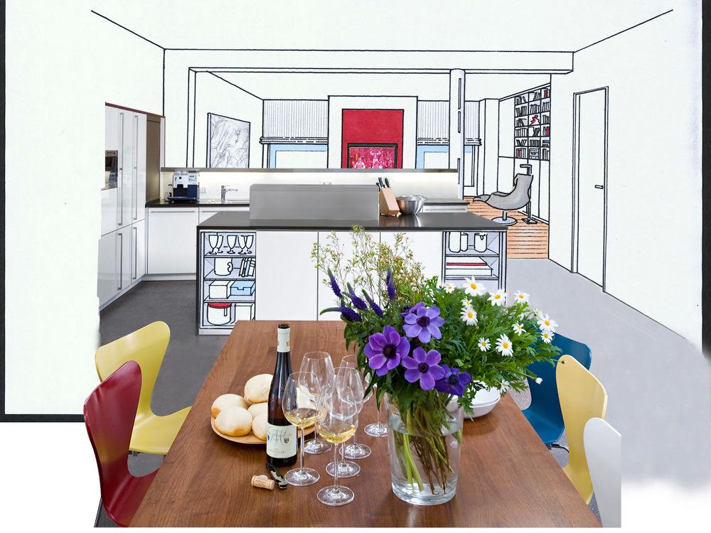 wohnk chen leicht gemacht zuhause wohnen. Black Bedroom Furniture Sets. Home Design Ideas