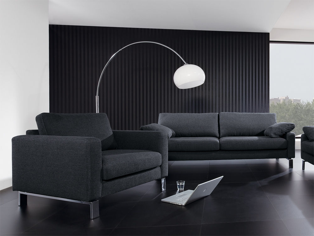 schwarz farbton mit charakter zuhause wohnen. Black Bedroom Furniture Sets. Home Design Ideas