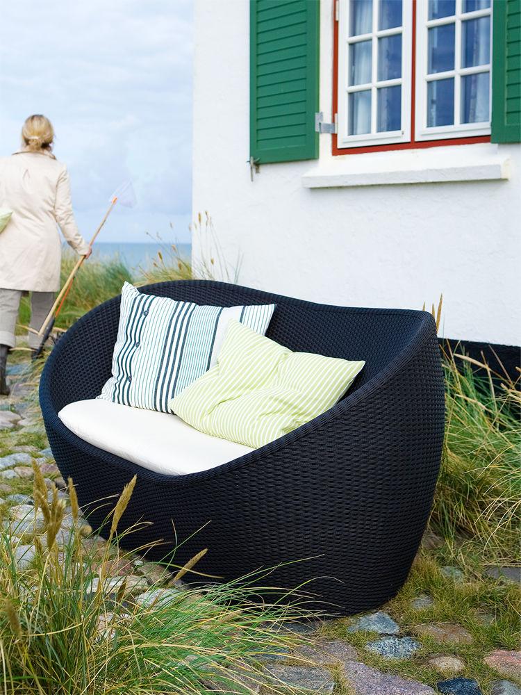 gartenm bel f r drinnen und drau en zuhause wohnen. Black Bedroom Furniture Sets. Home Design Ideas