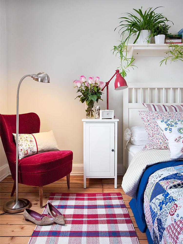 Gewonnen: Ikea -Schlafzimmer!  Zuhause Wohnen