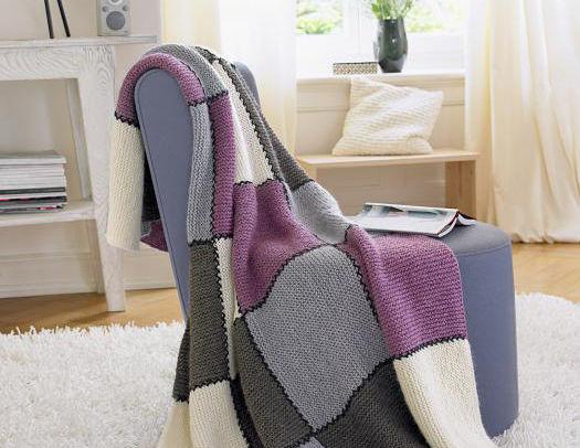 DIY: Decke häkeln | Zuhausewohnen