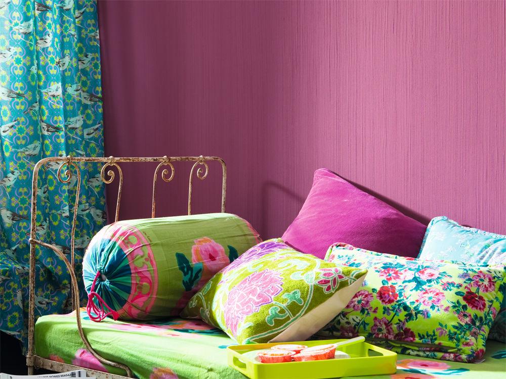 knallfarben f r die wohnung zuhause wohnen. Black Bedroom Furniture Sets. Home Design Ideas