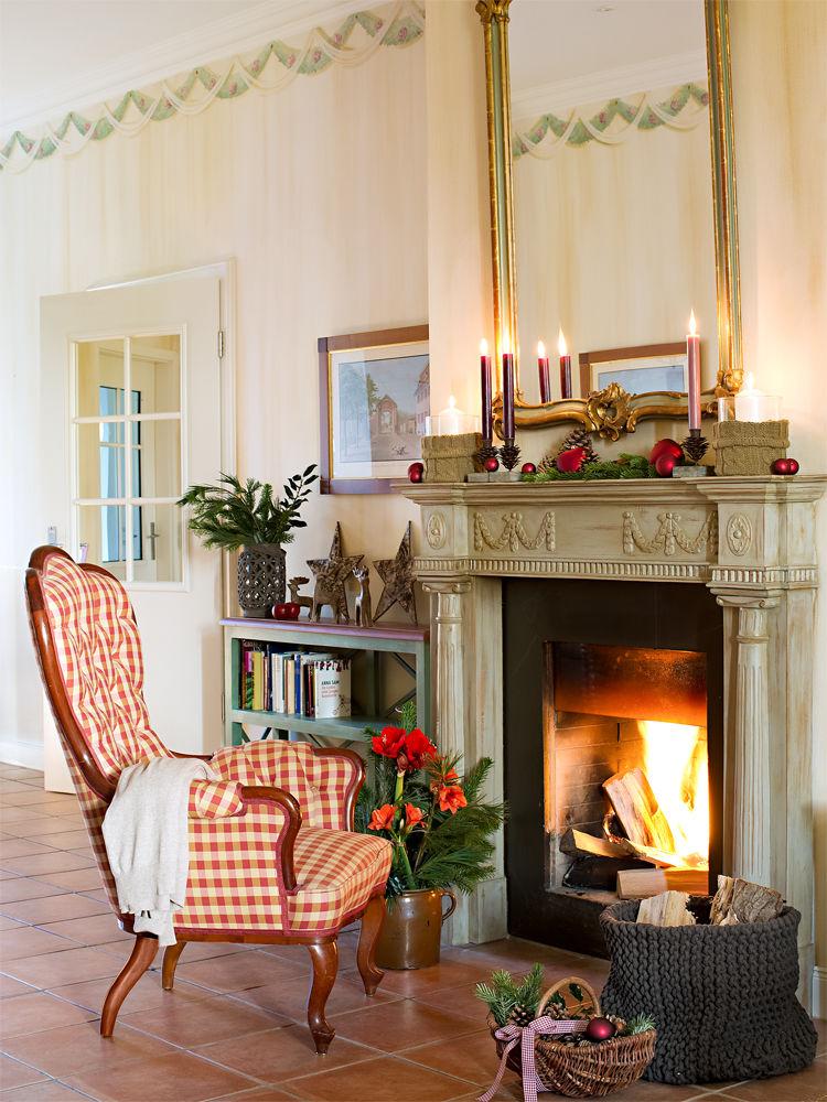 Wintergl ck auf dem land zuhause wohnen for Jugendzimmer ole