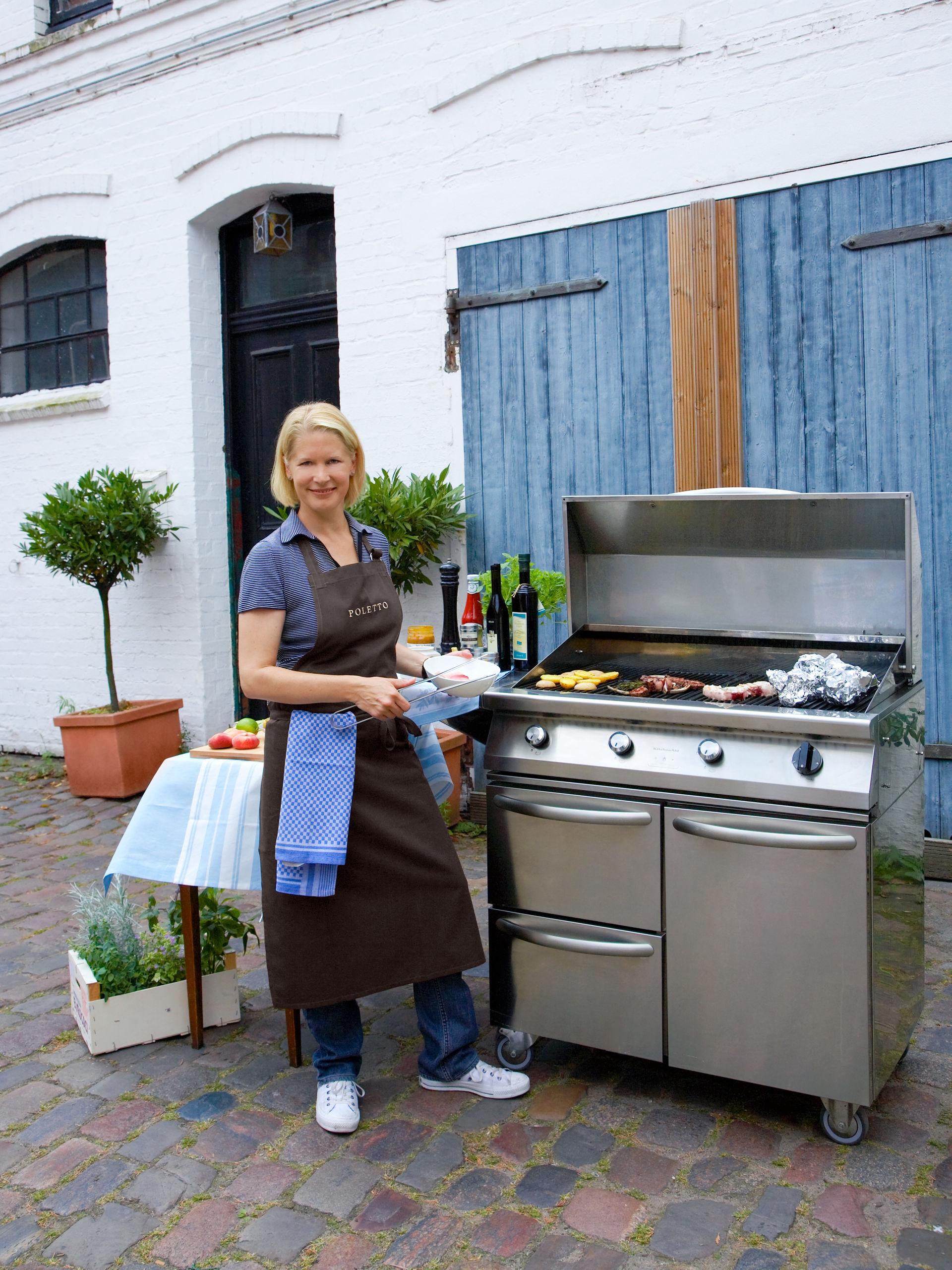 polettos grillk nste zuhause wohnen. Black Bedroom Furniture Sets. Home Design Ideas